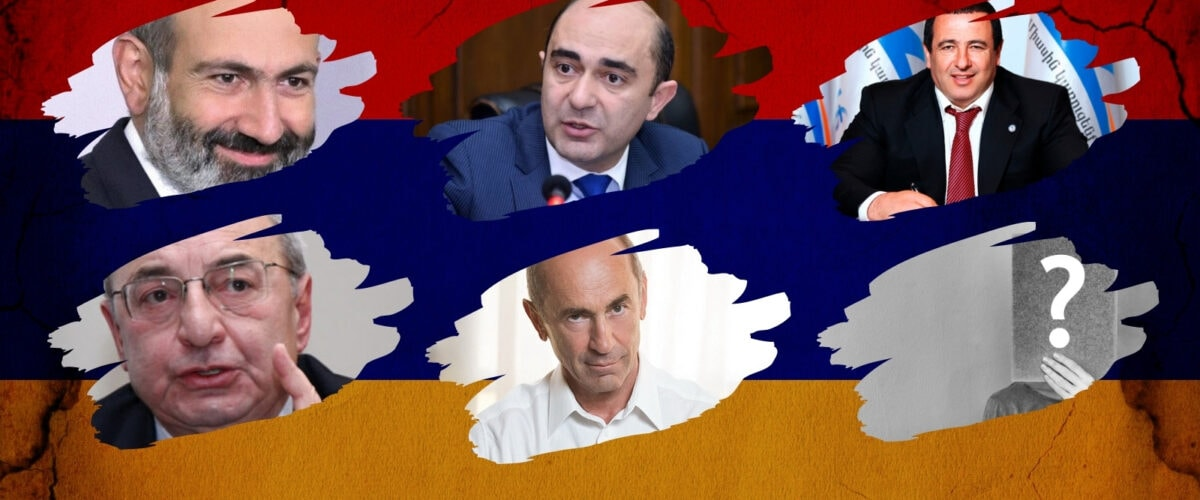 Armenia To Hold Snap Elections In June