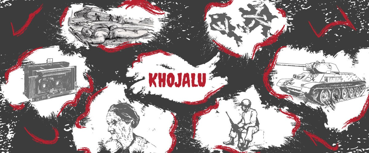Khojau Massacre 1992 True Story